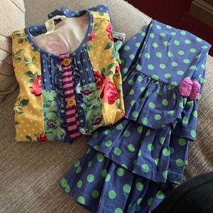 Matilda Jane girls size 8 outfit